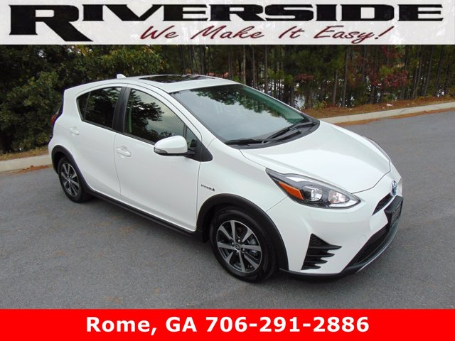 Certified Pre-Owned 2018 Toyota Prius c Three